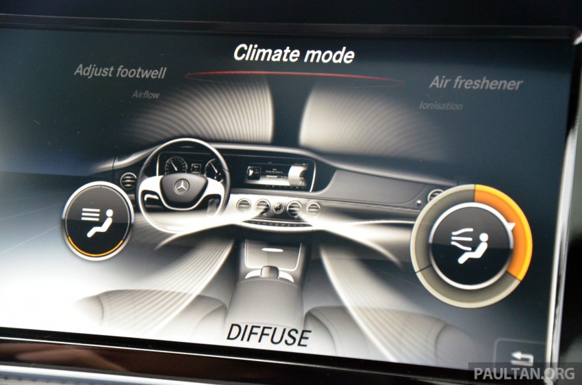 DRIVEN: W222 Mercedes-Benz S 500 Plug-in Hybrid Image #313118