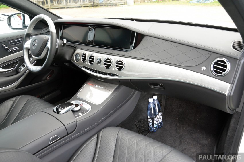 DRIVEN: W222 Mercedes-Benz S 500 Plug-in Hybrid Image #313124