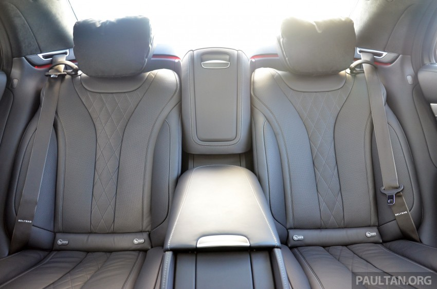 DRIVEN: W222 Mercedes-Benz S 500 Plug-in Hybrid Image #313127