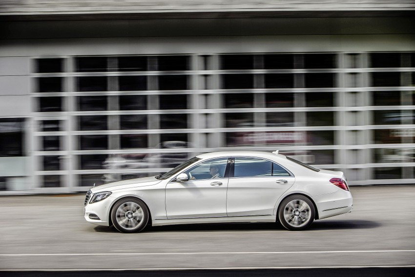 DRIVEN: W222 Mercedes-Benz S 500 Plug-in Hybrid Image #313150