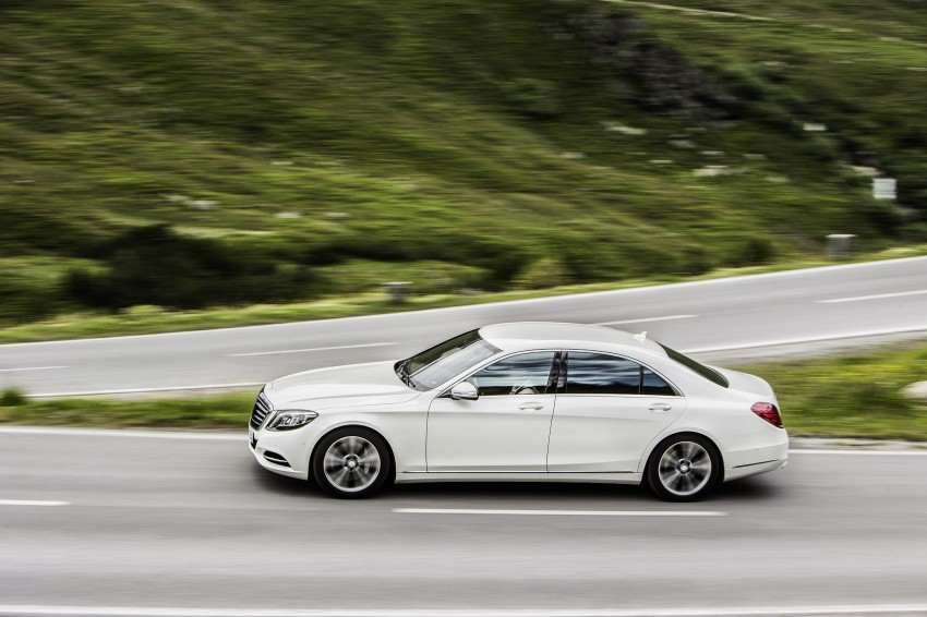DRIVEN: W222 Mercedes-Benz S 500 Plug-in Hybrid Image #313161