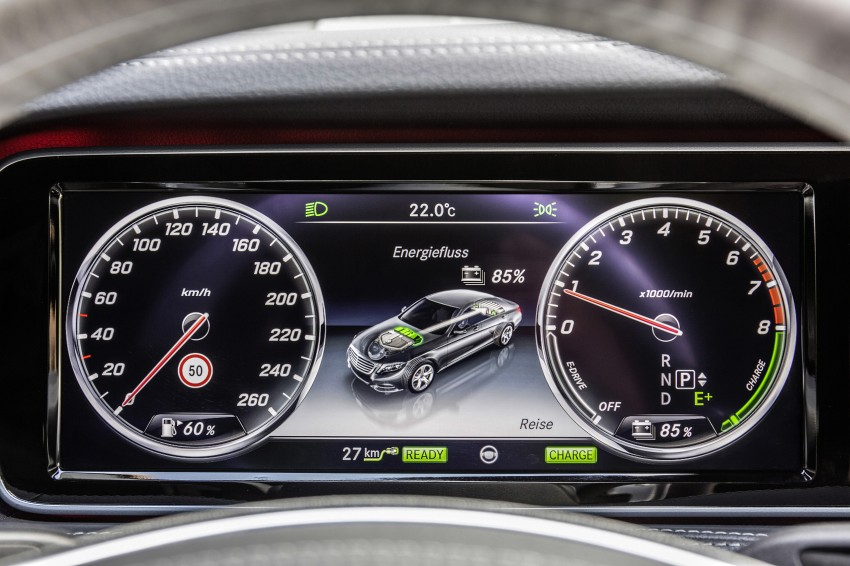 DRIVEN: W222 Mercedes-Benz S 500 Plug-in Hybrid Image #313163
