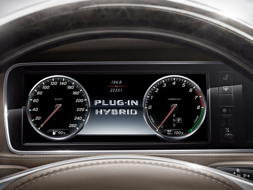 DRIVEN: W222 Mercedes-Benz S 500 Plug-in Hybrid Image #313166