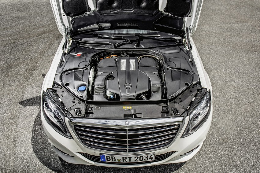 DRIVEN: W222 Mercedes-Benz S 500 Plug-in Hybrid Image #313152