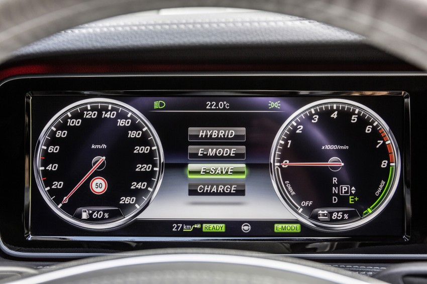 DRIVEN: W222 Mercedes-Benz S 500 Plug-in Hybrid Image #313154