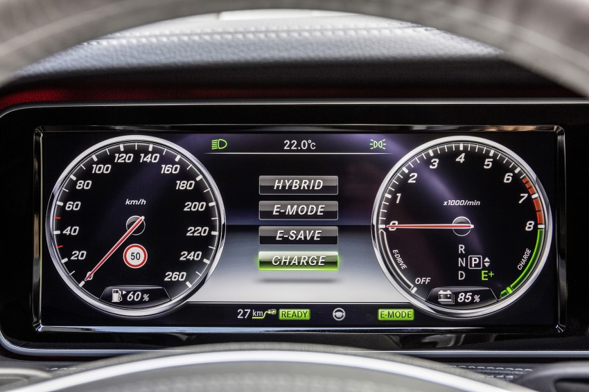 DRIVEN: W222 Mercedes-Benz S 500 Plug-in Hybrid Image #313155