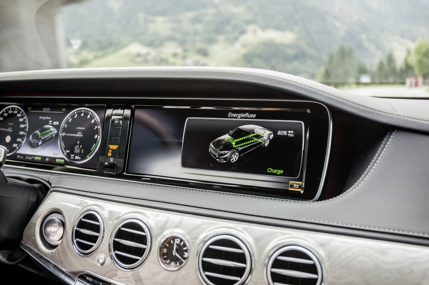 DRIVEN: W222 Mercedes-Benz S 500 Plug-in Hybrid Image #313156