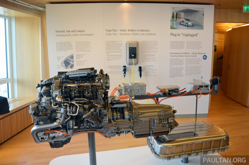 DRIVEN: W222 Mercedes-Benz S 500 Plug-in Hybrid Image #313131