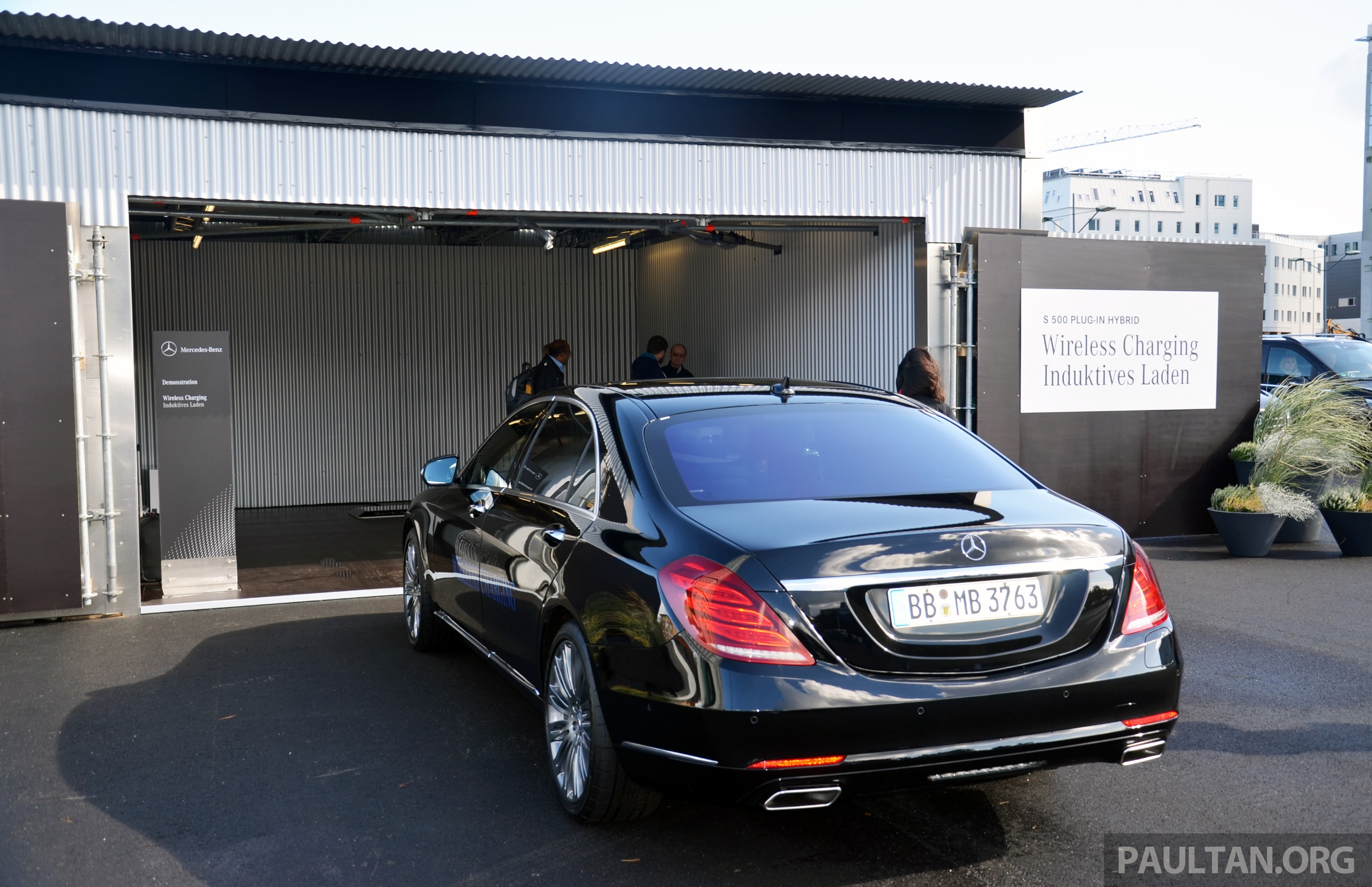 DRIVEN W222 Mercedes Benz S 500 Plug in Hybrid Image