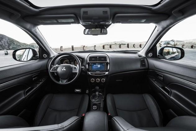 2015 Mitsubishi ASX receives new 2.4 litre engine