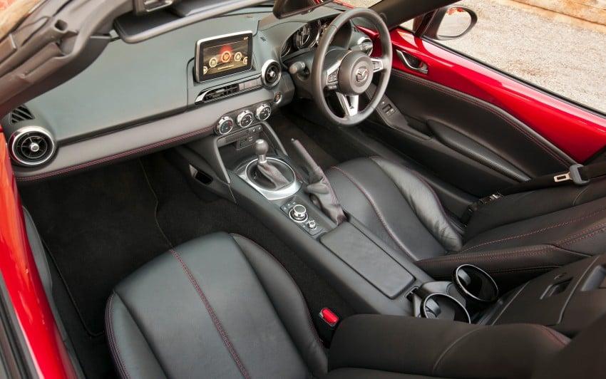 GALLERY: 2016 Mazda MX-5 – output figures revealed Image #309174
