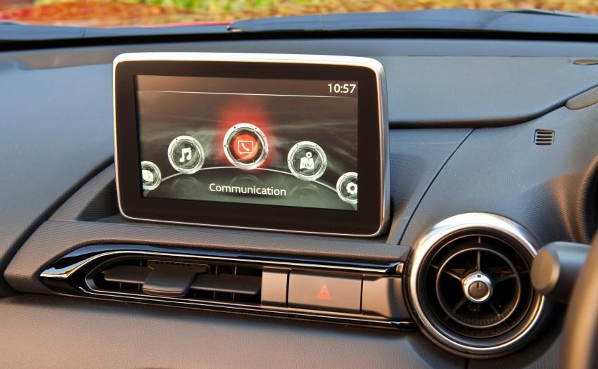 GALLERY: 2016 Mazda MX-5 – output figures revealed Image #309169