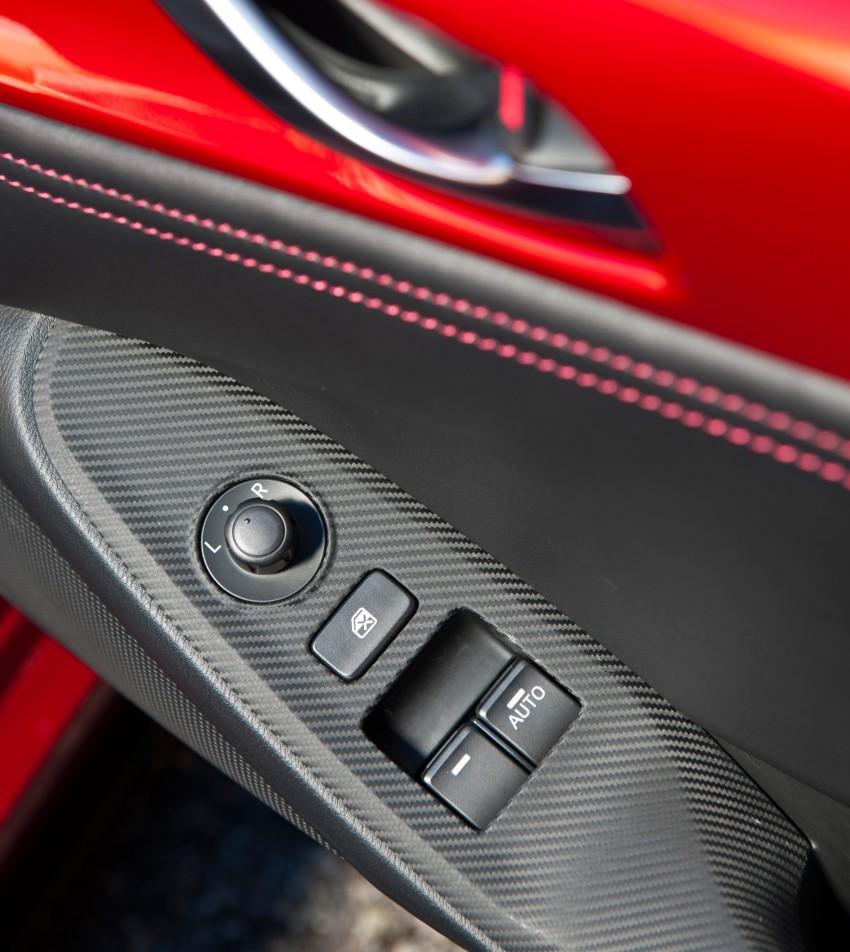 GALLERY: 2016 Mazda MX-5 – output figures revealed Image #309166