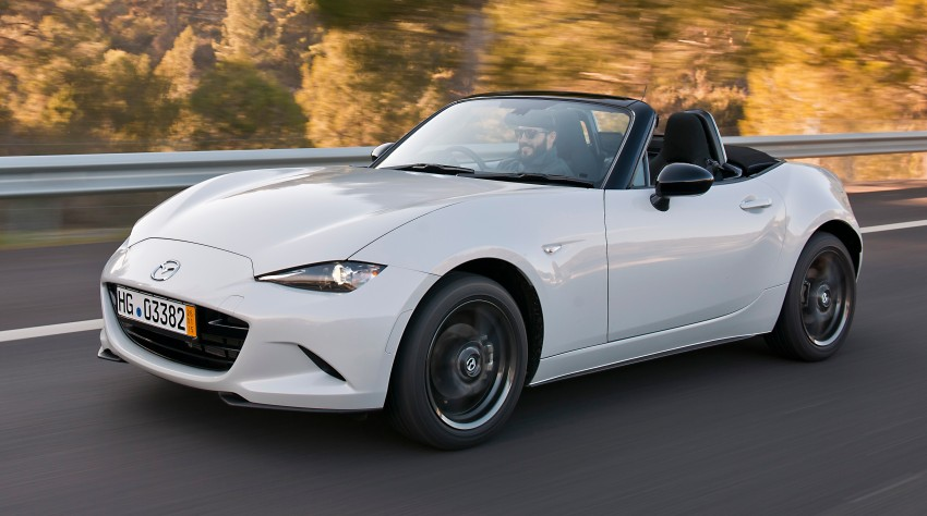 GALLERY: 2016 Mazda MX-5 – output figures revealed Image #309198