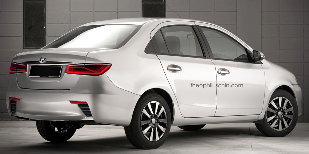 Myvi 2018 Model >> Perodua sedan based on Myvi facelift rendered! Image 310461