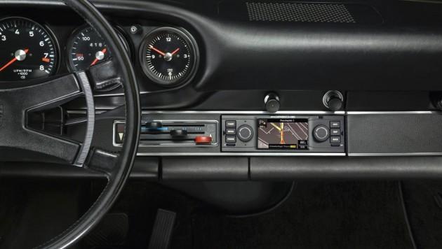 porsche classic radio 1