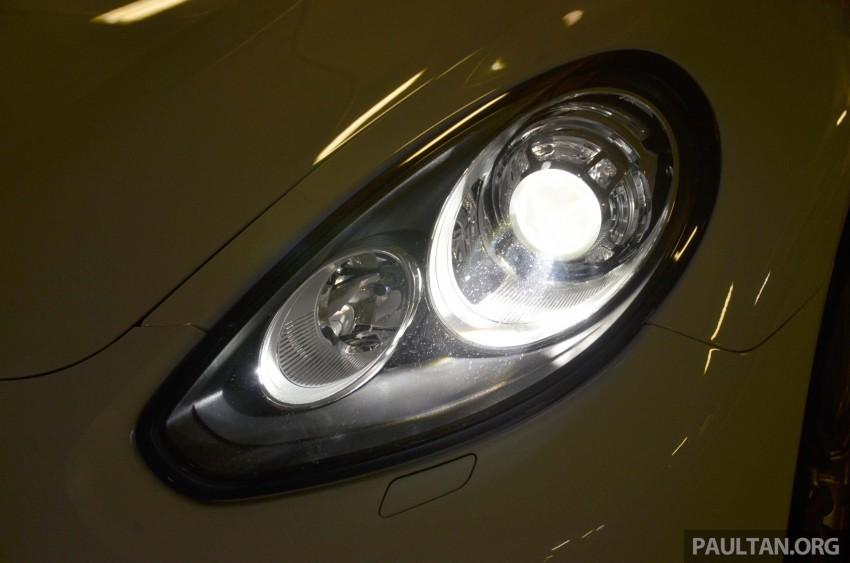 DRIVEN: Porsche Panamera S E-Hybrid in Singapore Image #309443