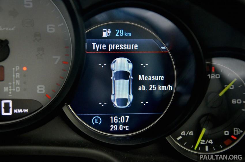 DRIVEN: Porsche Panamera S E-Hybrid in Singapore Image #309485