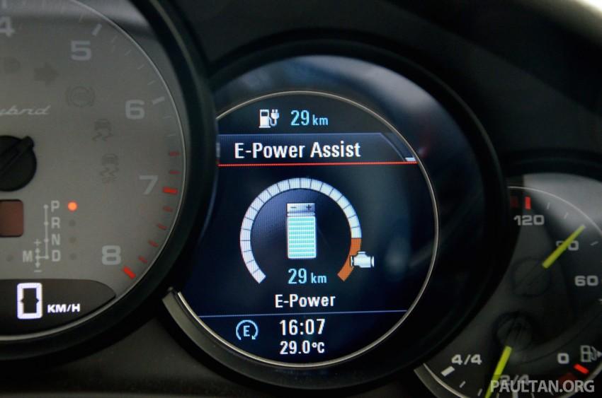 DRIVEN: Porsche Panamera S E-Hybrid in Singapore Image #309487