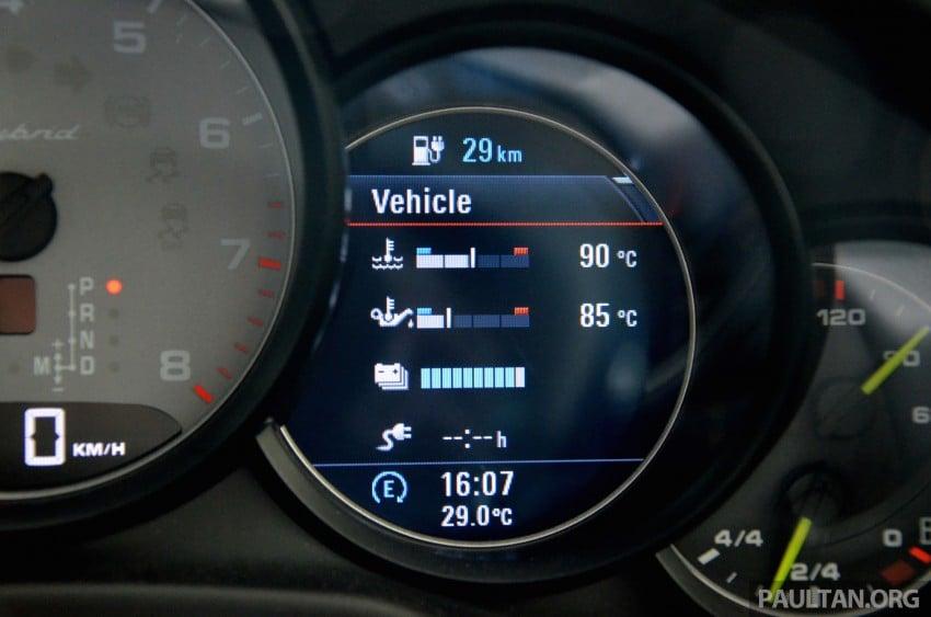 DRIVEN: Porsche Panamera S E-Hybrid in Singapore Image #309488