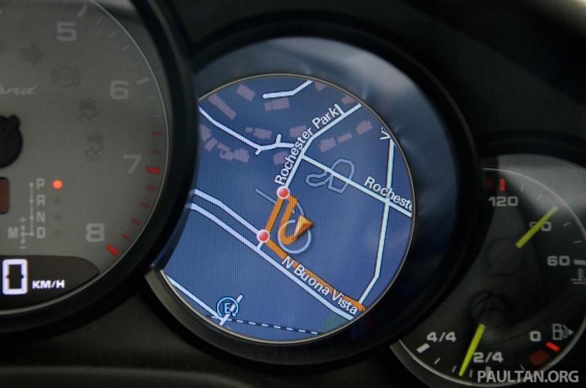 DRIVEN: Porsche Panamera S E-Hybrid in Singapore Image #309490