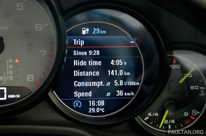 DRIVEN: Porsche Panamera S E-Hybrid in Singapore Image #309491