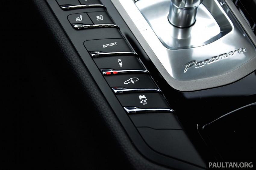 DRIVEN: Porsche Panamera S E-Hybrid in Singapore Image #309495