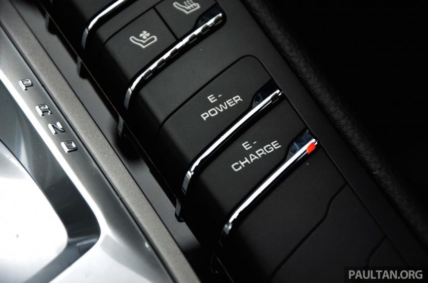 DRIVEN: Porsche Panamera S E-Hybrid in Singapore Image #309496