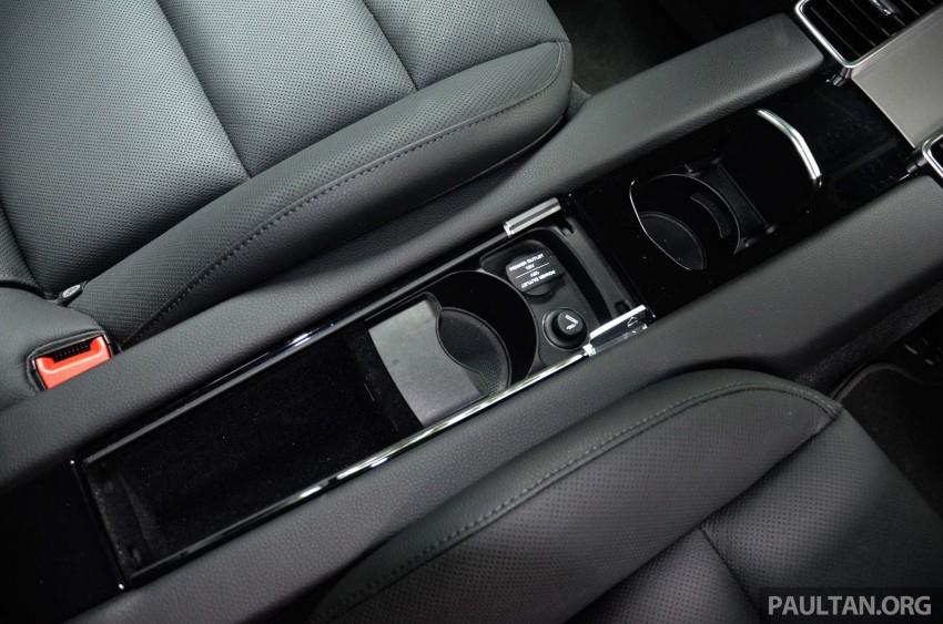 DRIVEN: Porsche Panamera S E-Hybrid in Singapore Image #309474