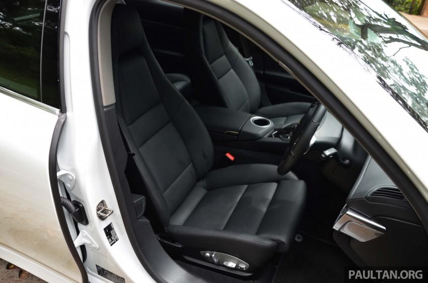 DRIVEN: Porsche Panamera S E-Hybrid in Singapore Image #309478