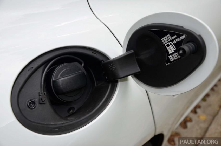DRIVEN: Porsche Panamera S E-Hybrid in Singapore Image #309501