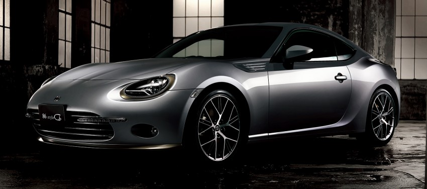 Toyota 86 style Cb unveiled in Japan, on sale April 23 Image #310772