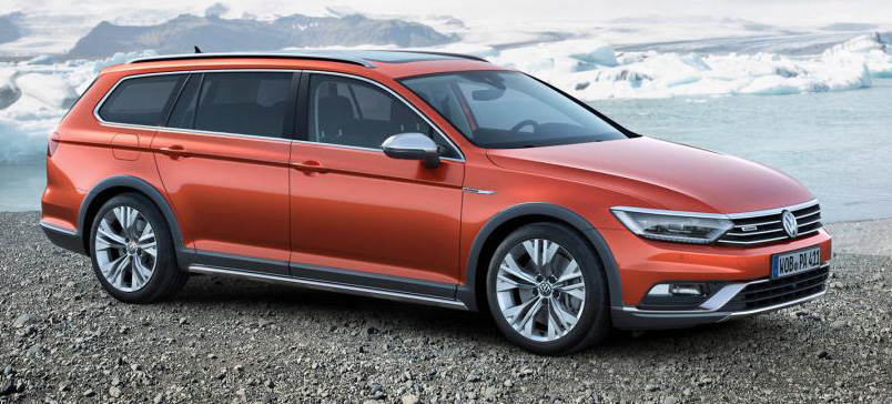 Geneva 2015: Volkswagen Passat Alltrack – second generation unveiled based on B8 Passat Image #312827
