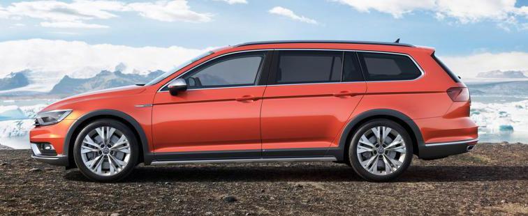 Geneva 2015: Volkswagen Passat Alltrack – second generation unveiled based on B8 Passat Image #312825