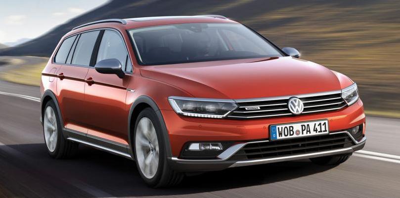 Geneva 2015: Volkswagen Passat Alltrack – second generation unveiled based on B8 Passat Image #312830