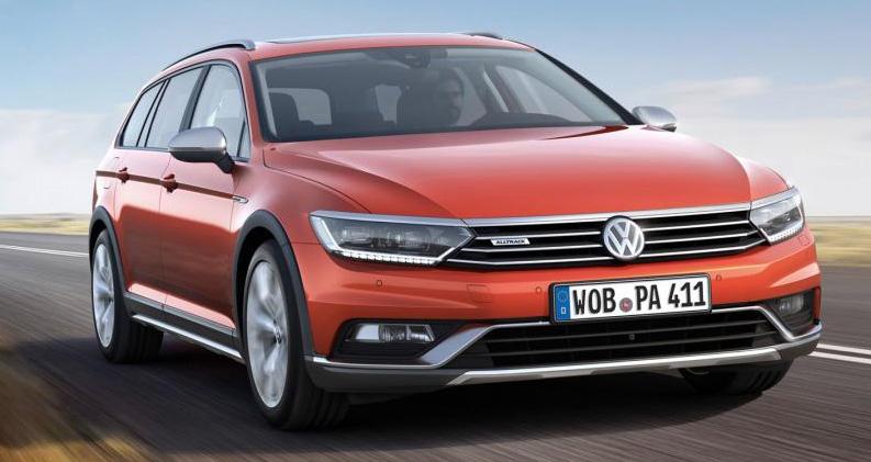 Geneva 2015: Volkswagen Passat Alltrack – second generation unveiled based on B8 Passat Image #312833