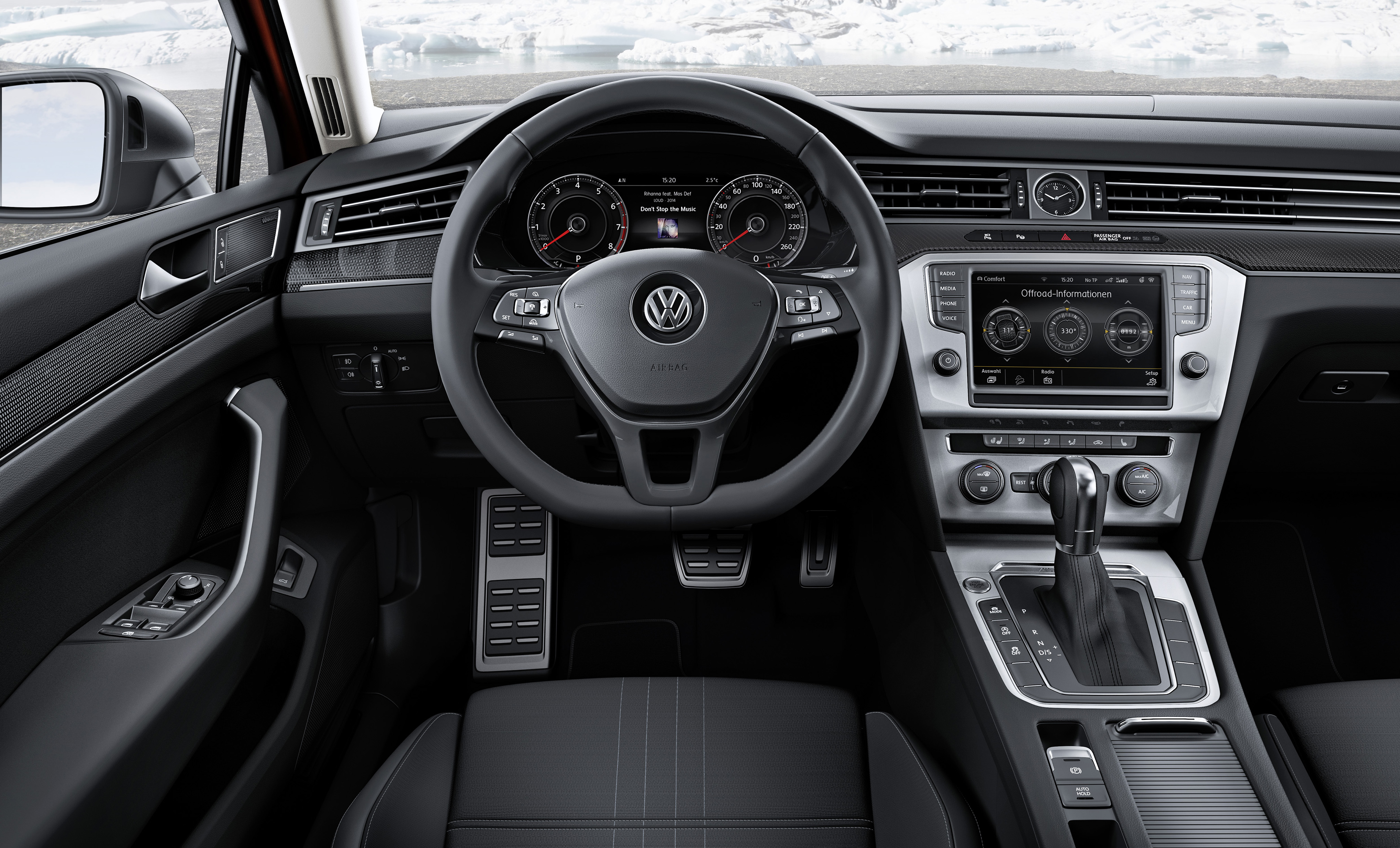 geneva 2015 volkswagen passat alltrack second. Black Bedroom Furniture Sets. Home Design Ideas