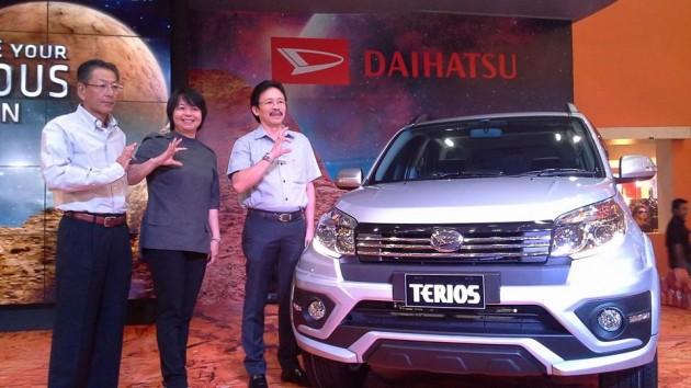 Daihatsu Rush facelift Indonesia