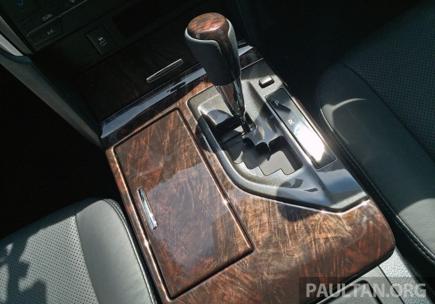 GALLERY: 2015 Toyota Camry 2.0G CKD, first pictures Image #322862