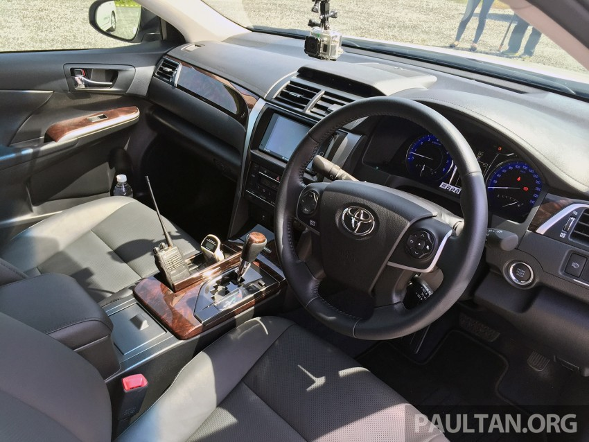 GALLERY: 2015 Toyota Camry 2.0G CKD, first pictures Image #322864