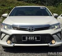 2015 Toyota Camry 2.0 CKD 20