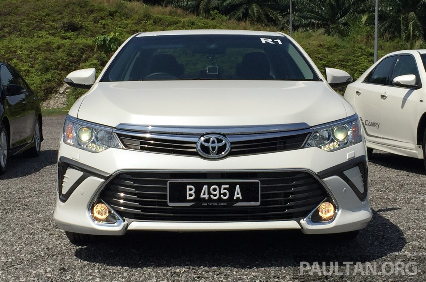 Toyota Highlander Australia New York New York >> 2015 Toyota Camry New York 2014 Photo Gallery Autoblog ...