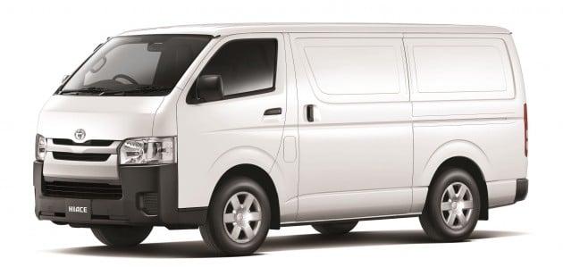 2015 Toyota Hiace Panel