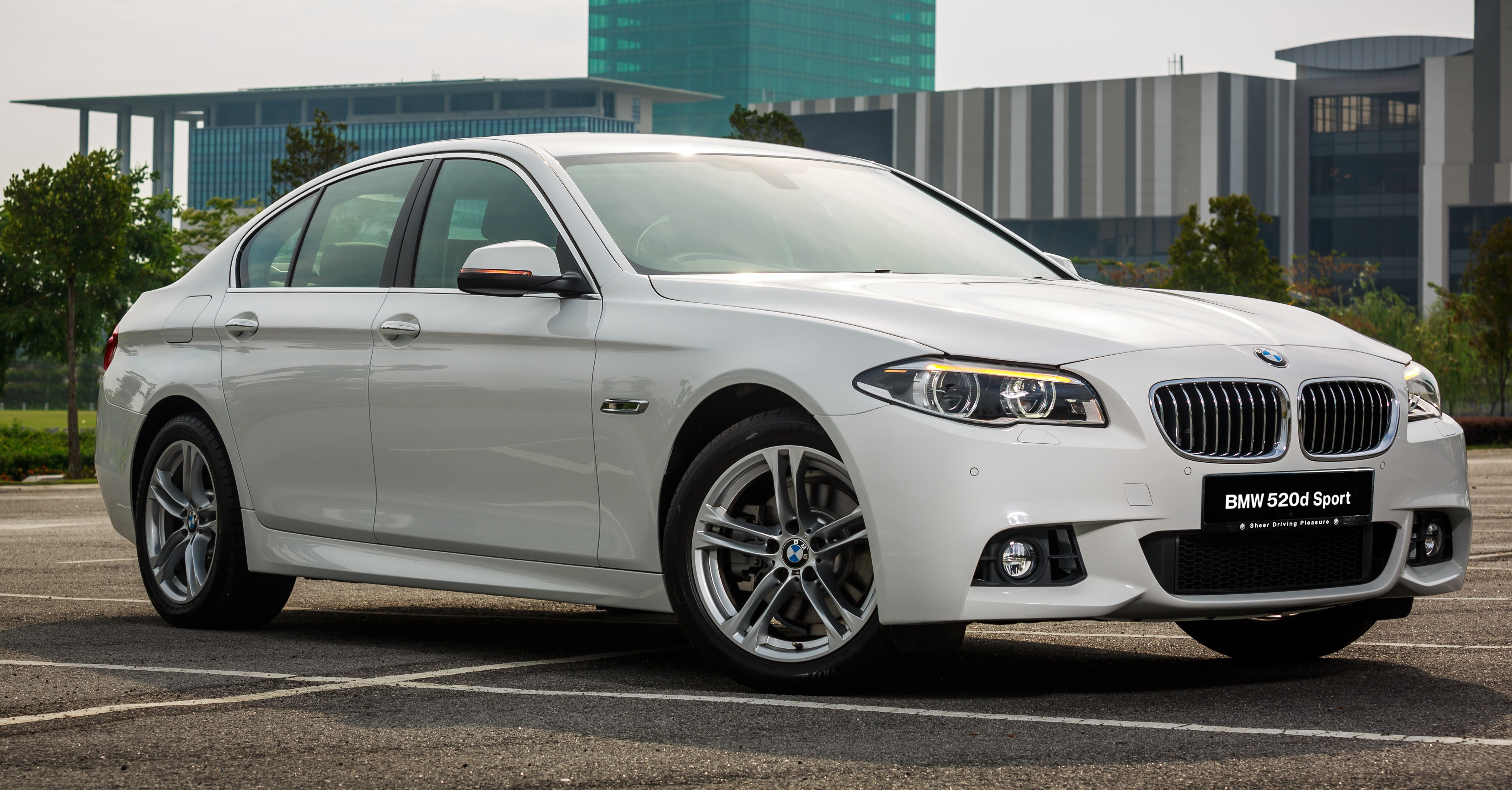 Bmw 520d Sport Introduced In Malaysia 50 Units Image 316417