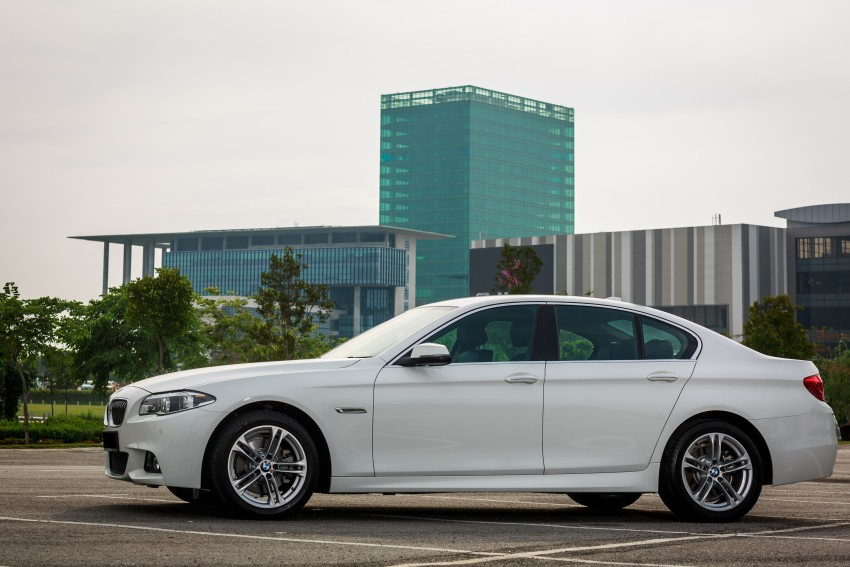 BMW 520d Sport introduced in Malaysia – 50 units Image #316427