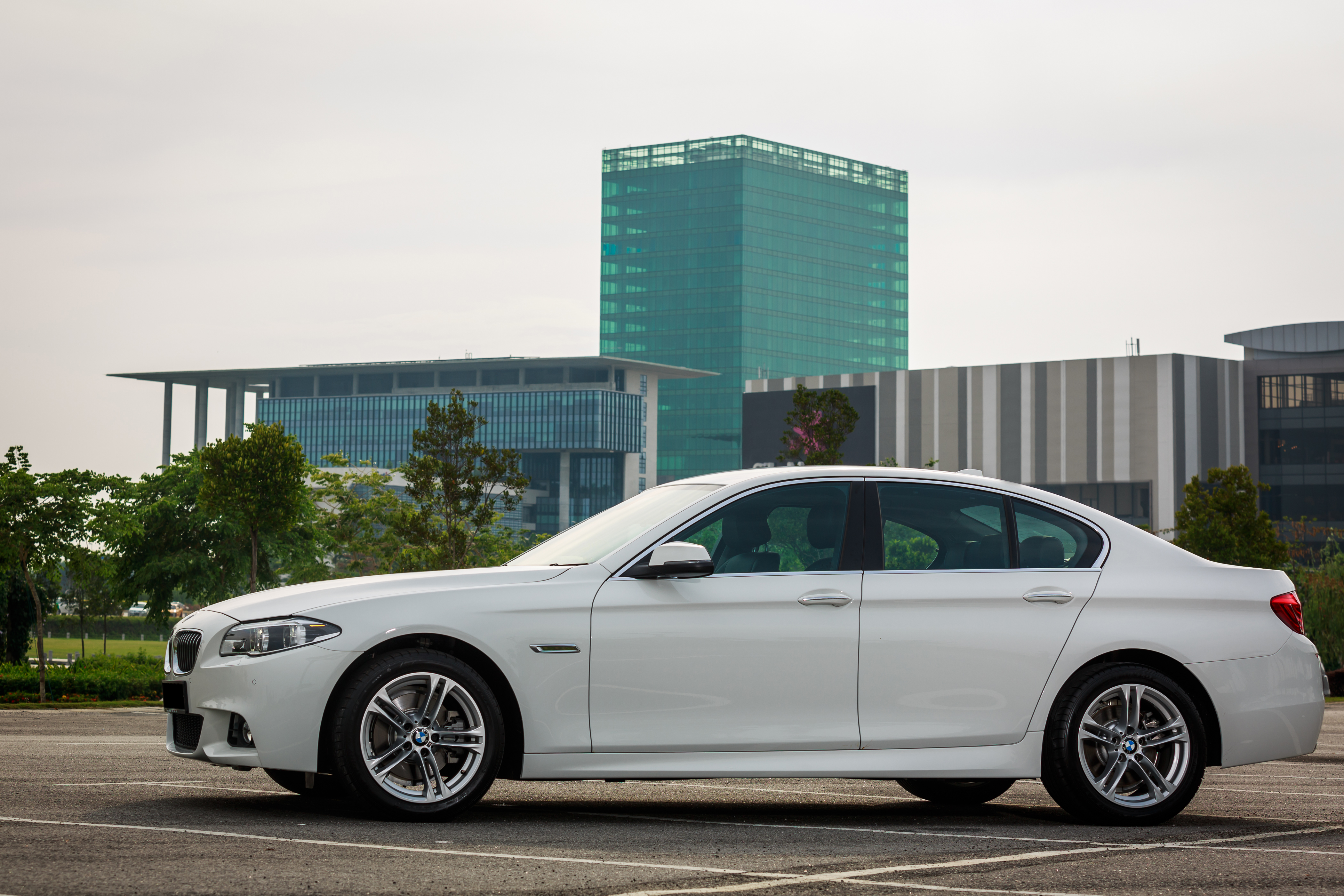 Bmw 520d Sport Introduced In Malaysia 50 Units Image 316427