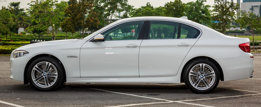 BMW 520d Sport introduced in Malaysia – 50 units Image #316428