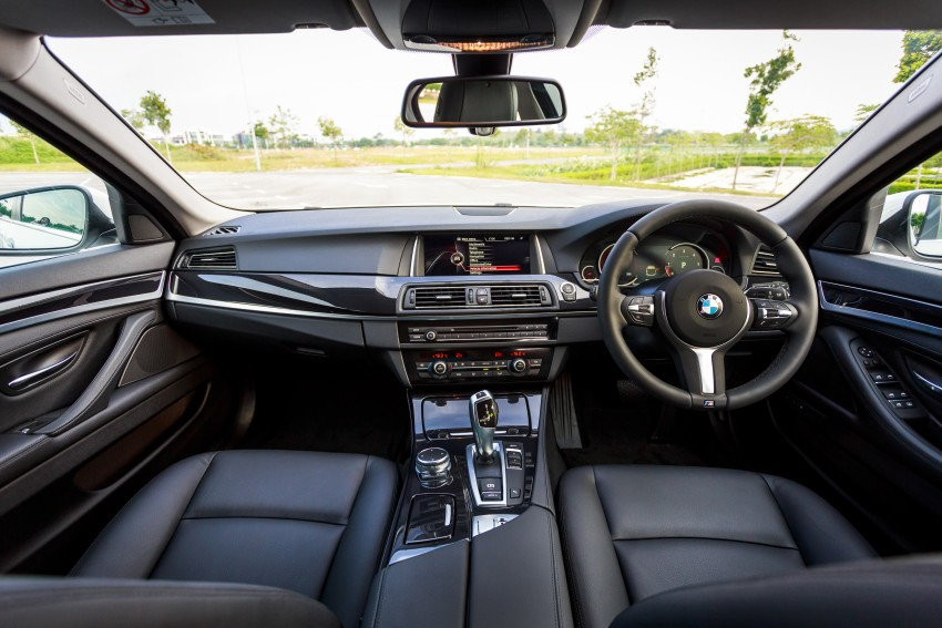 BMW 520d Sport introduced in Malaysia – 50 units Image #316429