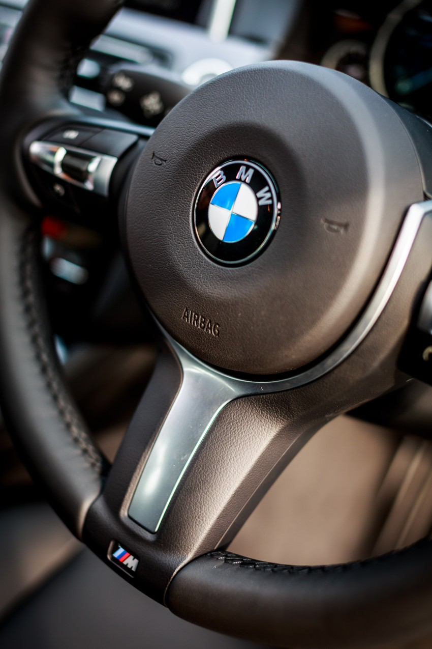 BMW 520d Sport introduced in Malaysia – 50 units Image #316440