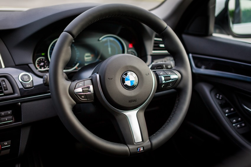 BMW 520d Sport introduced in Malaysia – 50 units Image #316444